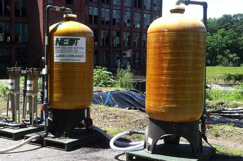 Contaminated Groundwater Treatment