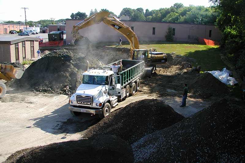 Contaminated Soils Disposal