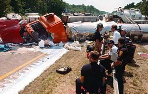 Emergency-Spill-Truck-Highway