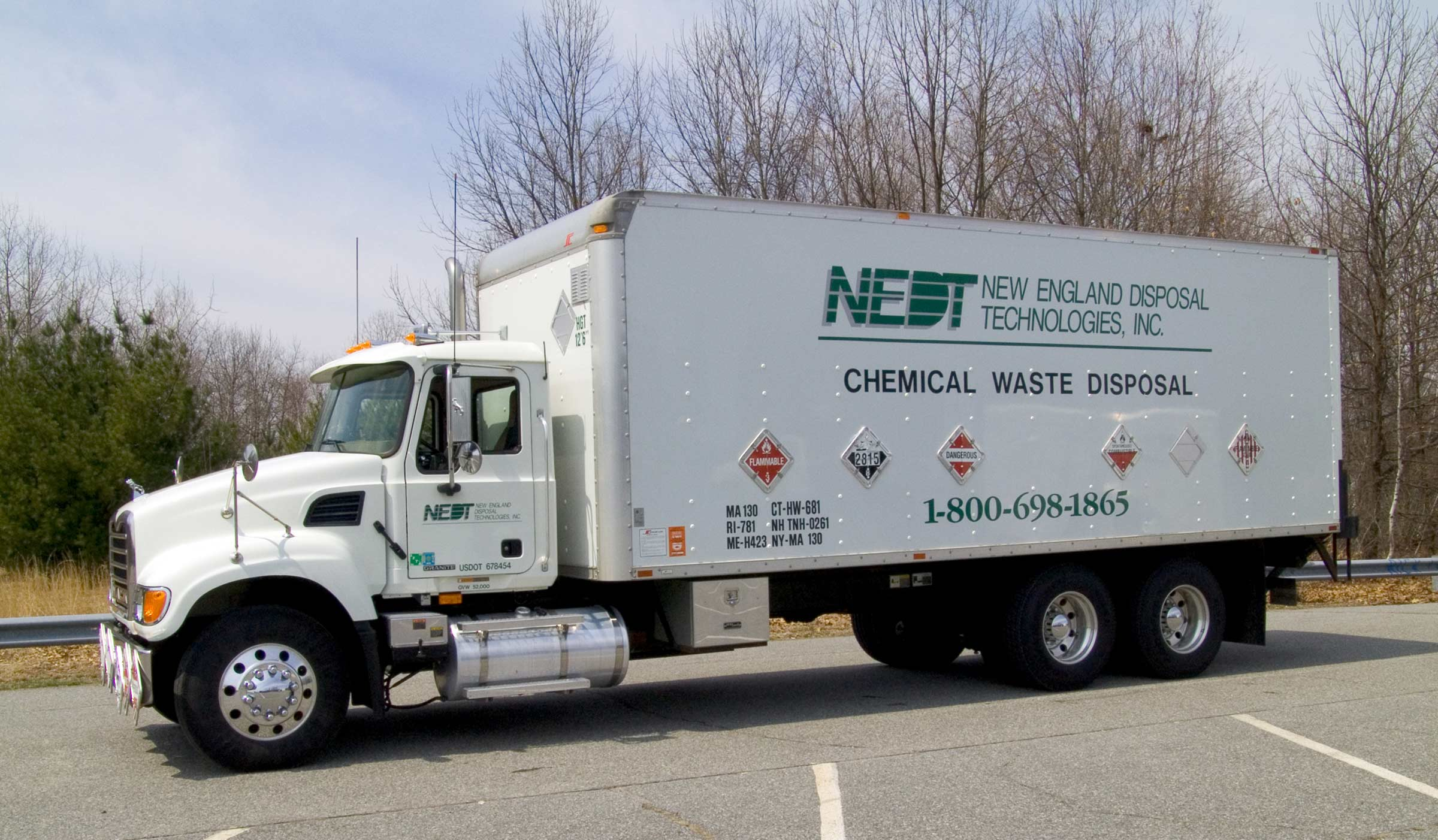 Hazardous Substances Transportation