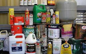 Household Hazardous Waste Disposal and Recycling