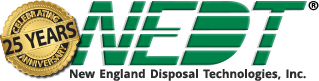 New England Disposal Technologies Logo