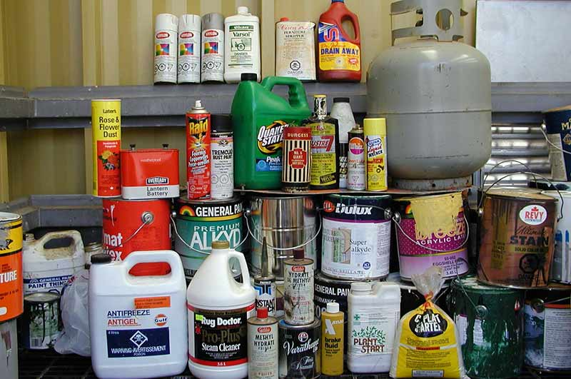 Oil & Solvent Disposal and Recycling